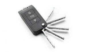 Radiocomando auto - chiavi per auto